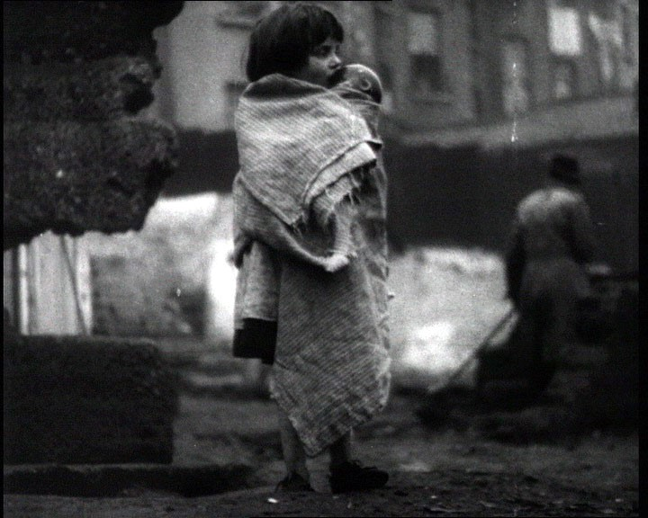 A still from the Liam O'Leary-directed film 'Our Country'. Image courtesy of the Irish Film Institute Archive