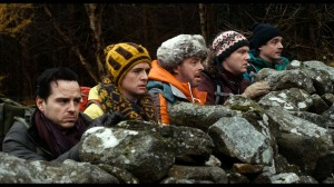 Andrew Scott (Davin), Michael Legge (Kevin), Andrew Bennett (Kevin), Brian Gleeson (Simon), Hugh O'Conor (Fionan)