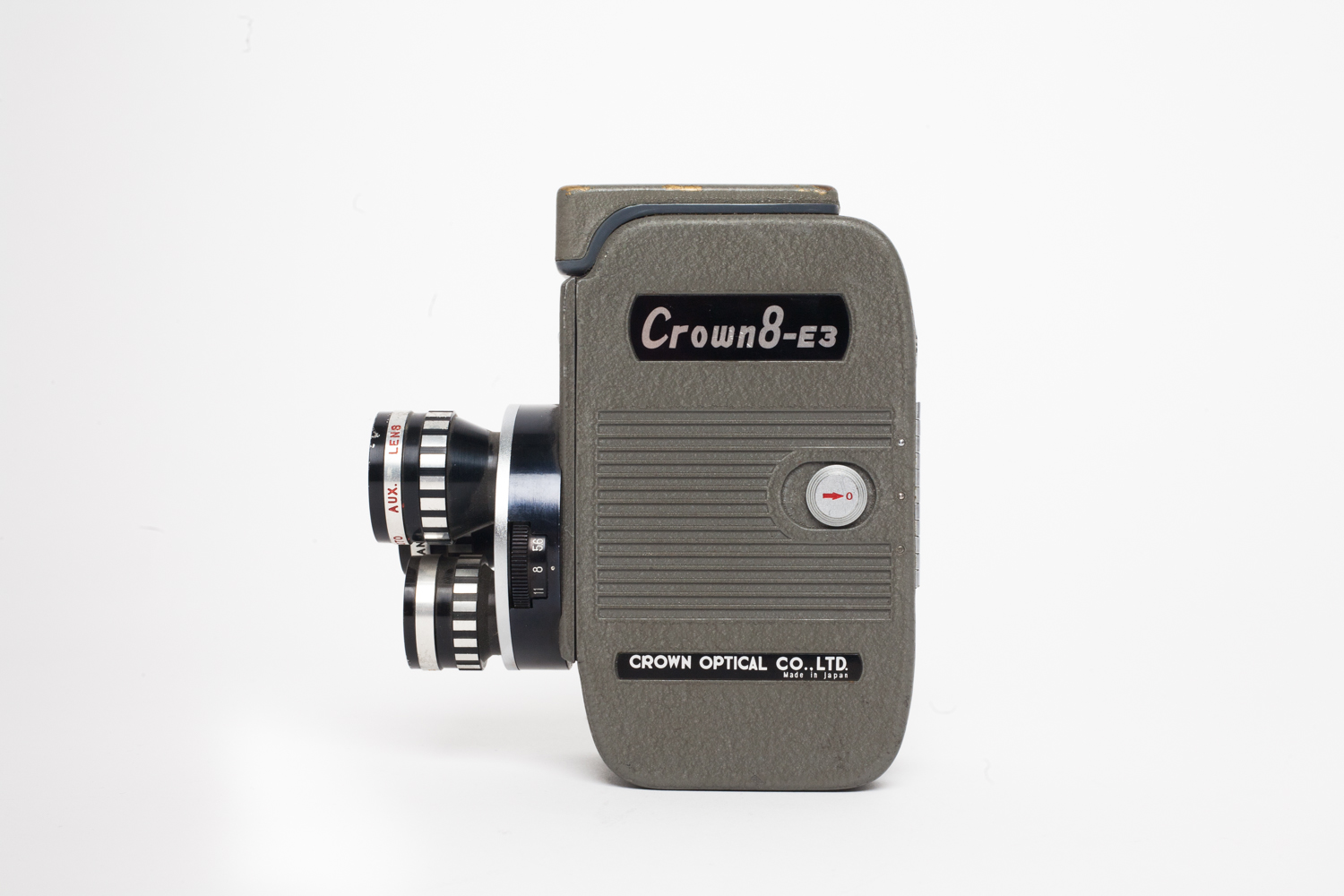 Crown 8 E3 Cine Camera