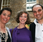 Film Producent, Megan Ashcroft, Shauna Lyons (IFI), and Director Ross Ashcroft at the IFI_small
