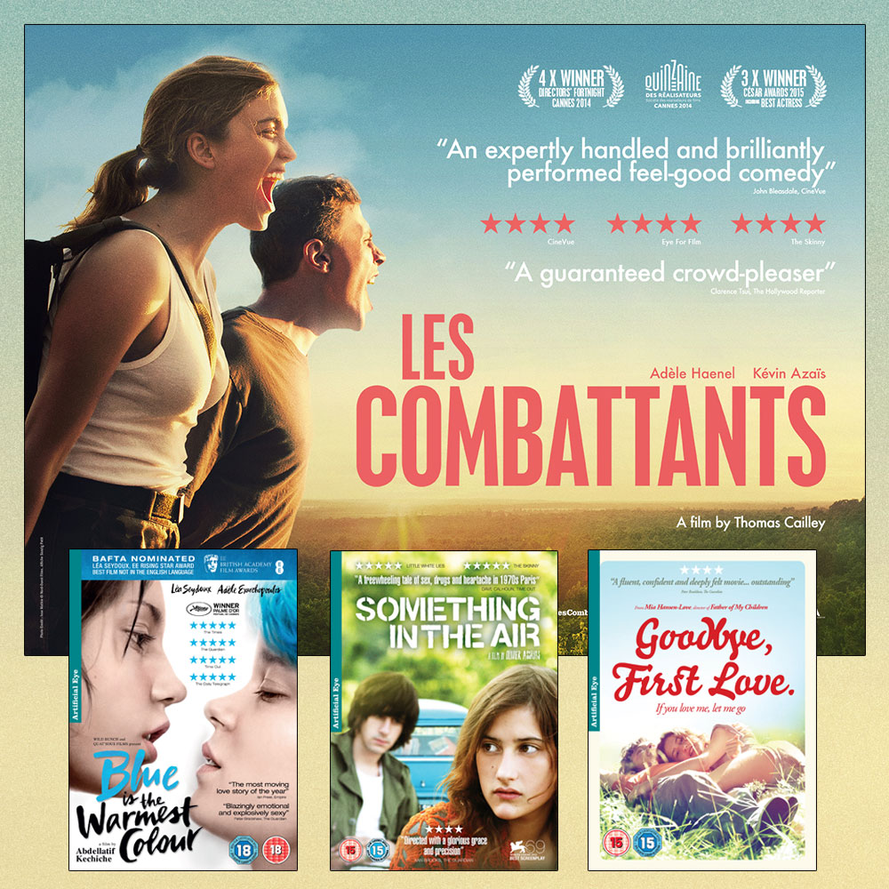 combattants competition summer dvds