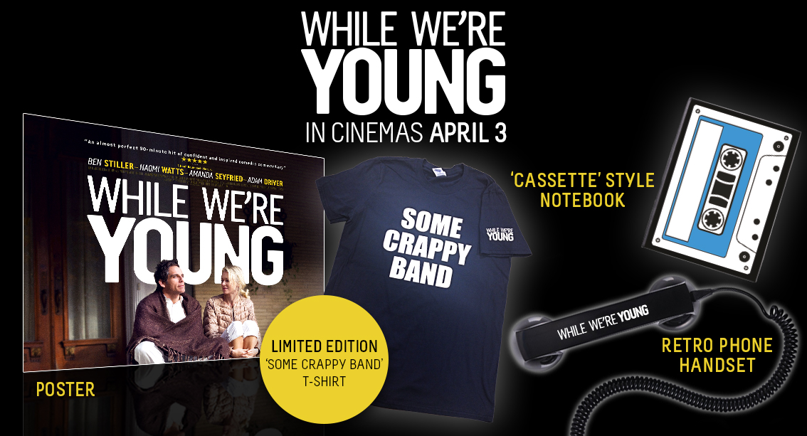 While We're Young Merch image
