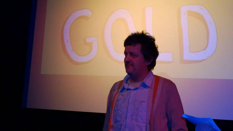 -Niall Heery, Director of Gold at London Irish Film Festival