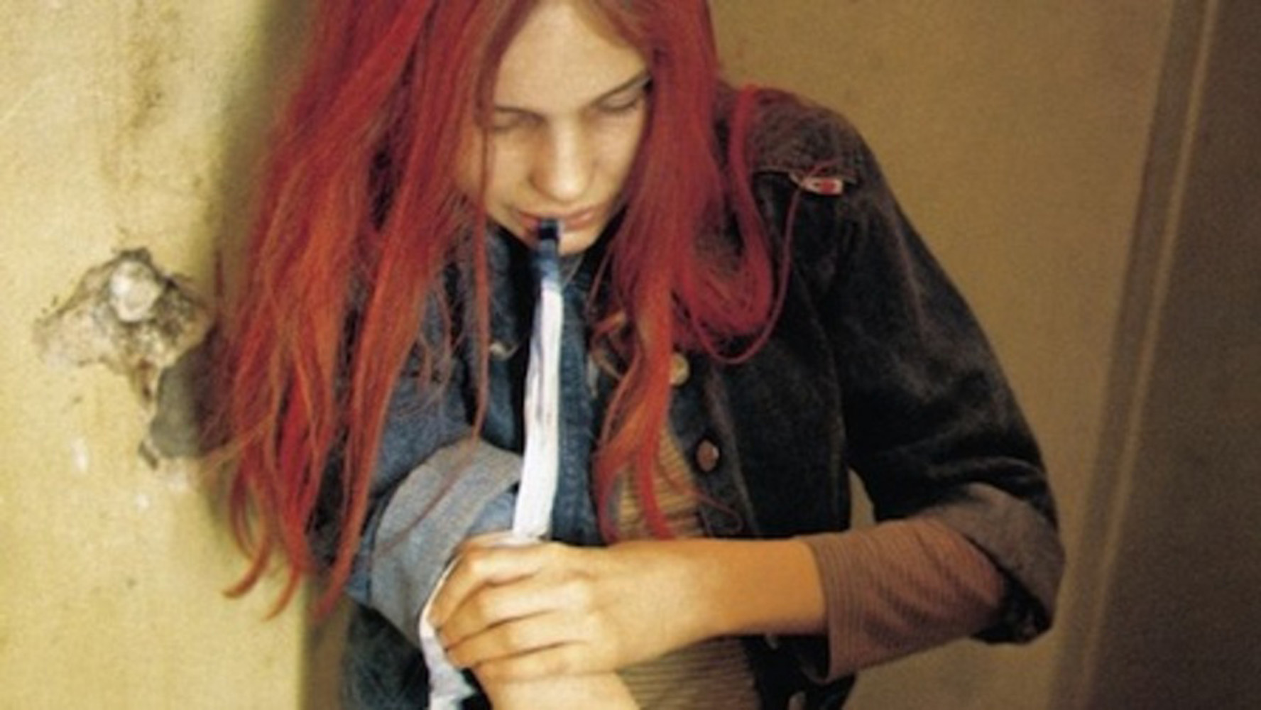 junkie heroin prostitute nasty