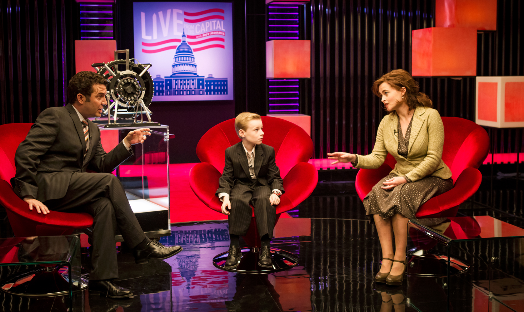 Irish Film Institute -THE YOUNG AND PRODIGIOUS T.S. SPIVET (3D)